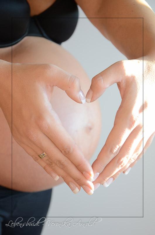 Babybauchfotografie Söchtenau