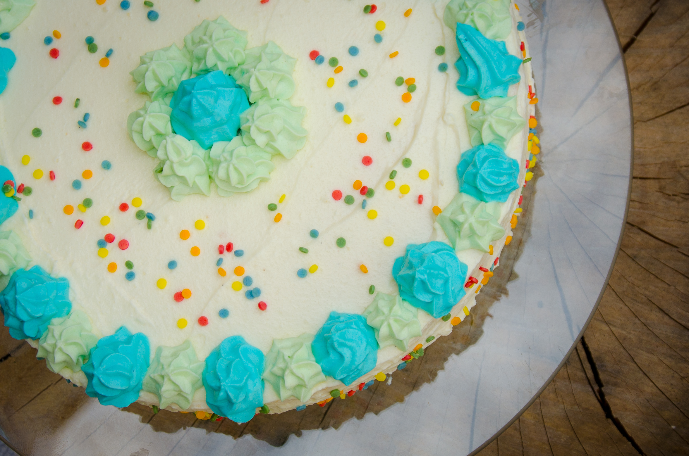 Cake Smash Lebensbuidl